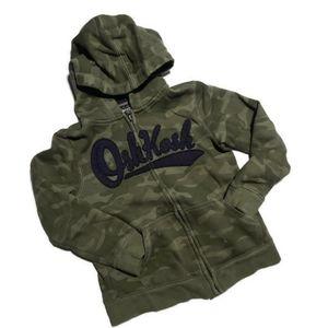 Oshkosh camo hoodie